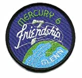 Mercury 6 Mission Patch