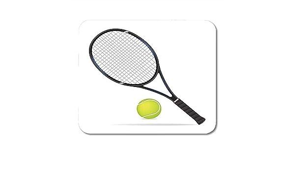 Egoa Mousepad Alfombrilla De Ratón Azul Padel Raqueta De Tenis Y ...