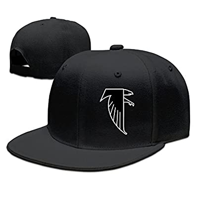 POY-SAIN Atlanta Freddie Falcon Hip Hop Cap Hat For Adult Black