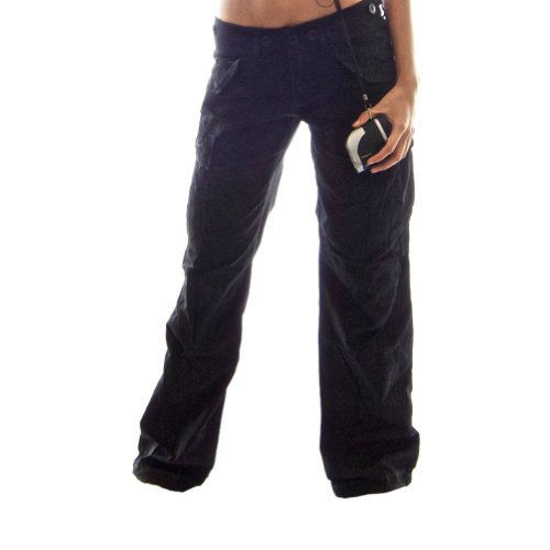 Womens 5 Pocket Hipster Jean - 9