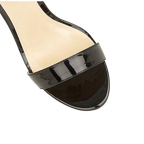 Lotus Negro Para Mujer Zapatos Vestir De zzTpR