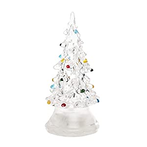 LED Color Changing Lighted Christmas Tree 16