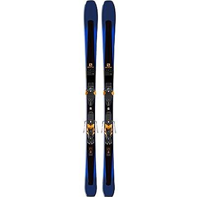 Salomon XDR 84 Ti Skis + Warden 13 Bindings - 2018 - Men's - 179 cm