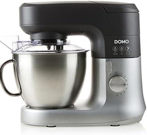 Domo DO9182KR 1000W 4.5L Acero inoxidable - Robot de cocina (4,5 L ...