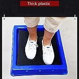 LXT PANDA Sanitizing Footbath Mat, Shoe Soles