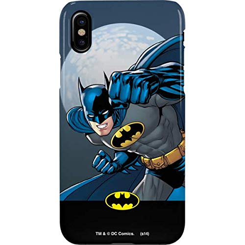 sports shoes a7798 1e42e Amazon.com: Batman iPhone Xs Max Case - Warner Bros | Skinit Lite ...