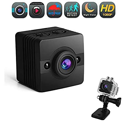 Lionsoul Spy Hidden Camera, WiFi Wireless Mini Camera from Lionsoul