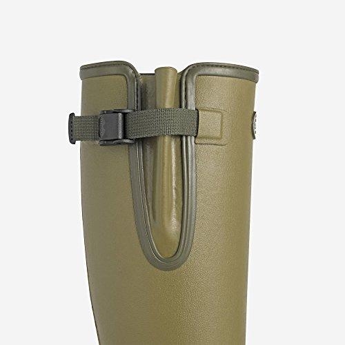Vierzonord Boots The Vierzon Woman Camel Green B200 4qxS6wx