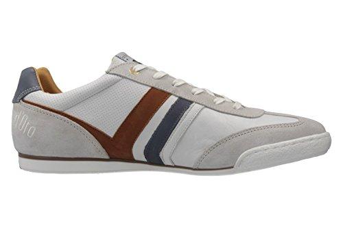 Pantofola d'Oro Vasto Uomo Low, Zapatillas Hombre Weiß