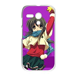 Clannad Motorola G Cell Phone Case White LMS3849391