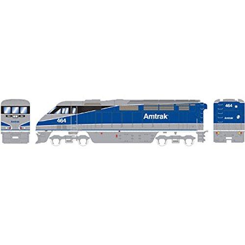 HO RTR F59PHI Amtrak Surfliner - Handrail Ho Athearn