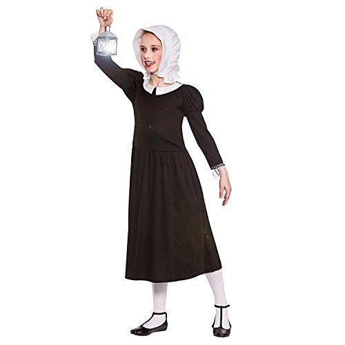 wicked Girls Victorian Florence Fancy Dress Up Costume Halloween (Kids Victorian Dress Up)