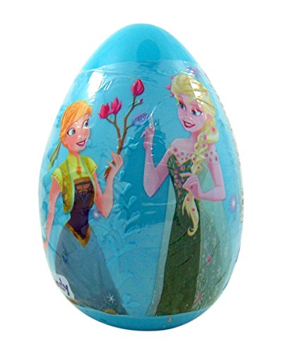 Disney Frozen Giant Easter Egg Assorted Candy Mix, 3.75 oz
