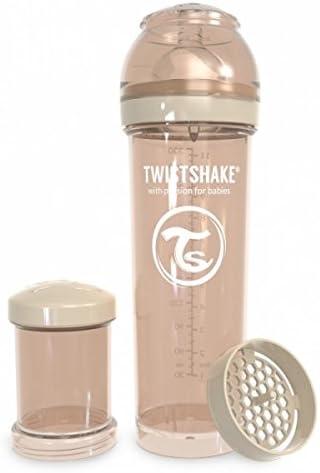 Twistshake 78044 Biberon Anti-Colique//T/étine en Silicone 330 ml