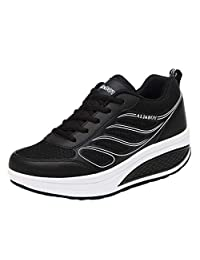Dumanfs Basket Fashion Woman 2019 New Black Suede Leather Shoes Air Cushion Sneakers Casual Style