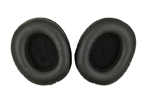Price comparison product image Replacement Earpads Ear Cushion Pad Headband for Turtle Beach - Ear Force XO Seven XO 7 XO7 Pro Premium Gaming Headset-Xbox One (Ear Force XO 7 Earpad)