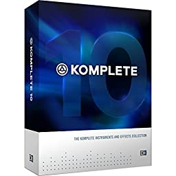 Native Instruments Komplete 10 Update from Version 2-9