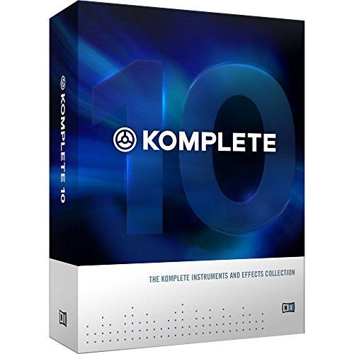 Komplete 4 Virtual Instrument - Native Instruments Komplete 10 Update from Version 2-9