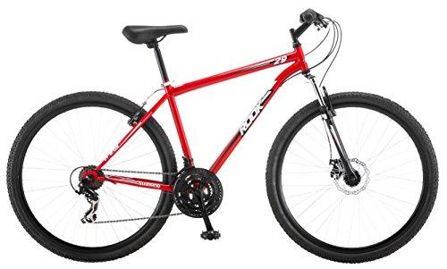 "Pacific Men's 290000PKM Rooke Mountain Bike , 18""/Medium, Red"