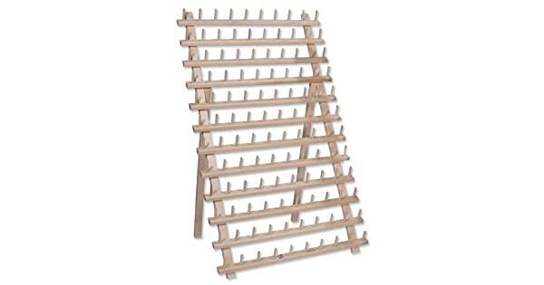 Amazon.com: Mega rack organizador II ideal para hilos.: Home ...