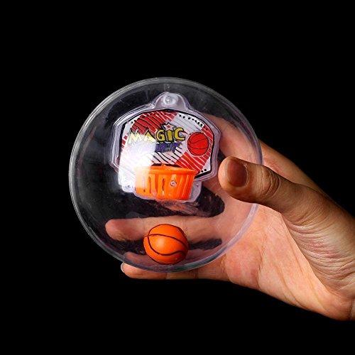 Basketball Shooting,Basketball Electronic Game,New Fingertips Basketball Decompression Handheld Shooting Games,Handheld Basket Ball Hoops Rocking Game By HNDtek