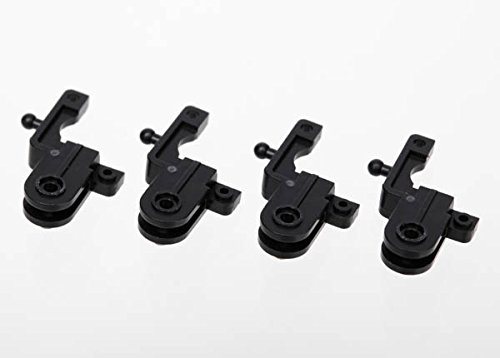 TRAXXAS 6322 ROTOR BLADE GRIPS BLK (4)