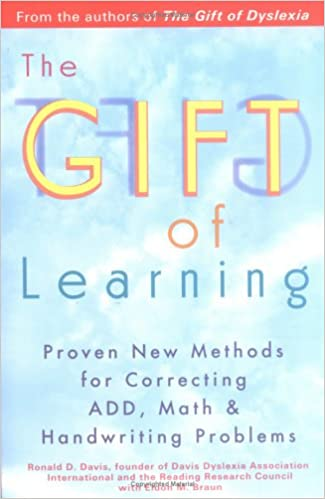 2003 Paperback by Davis Ronald D. The Gift of Learning