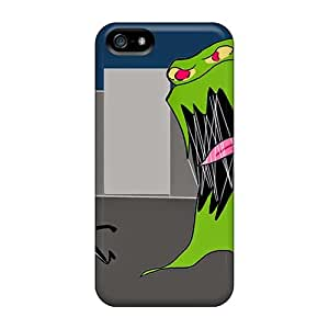 Iphone 5/5s Nxe1508VObi Customized Vivid Green Day Skin Shockproof Hard Phone Covers -Marycase88