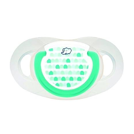 B/éb/é Confort Sucette Maternity Dental Safe en Silicone Rouge Little Valleys 18-36 Mois 2 Pi/èces