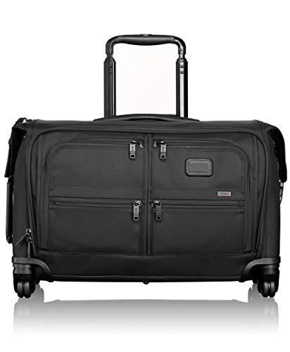 Tumi Alpha 2 Carry-on 4 Wheel Garment Bag, - Hanger Four Pocket Set