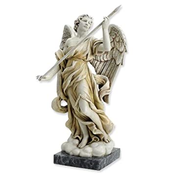 Vatican Observatory Foundation from Gregg Gift for Enesco Angel Figurine, 10-3 4-Inch