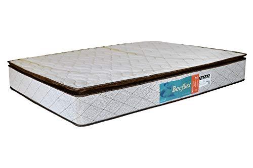 Colchão Viúva Becflex. Firme. Marea. 1,28 x 1,88 x 0,26 Densidade 80 Kg/m³