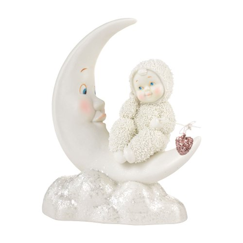 Department 56 Snowbabies Dream Collection Fishing for Love Figurine, 5.51 inch