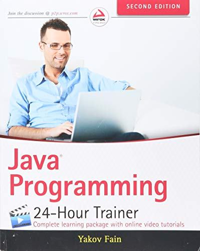 Java Programming: 24-Hour Trainer (Web Api Security Best Practices)
