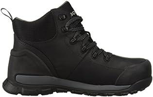 8d7cfa96f6d Bogs Men's Foundation Leather Mid Composite Toe Waterproof ...