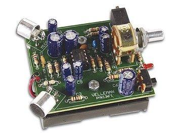 - Velleman MK136 Super Stereo Ear