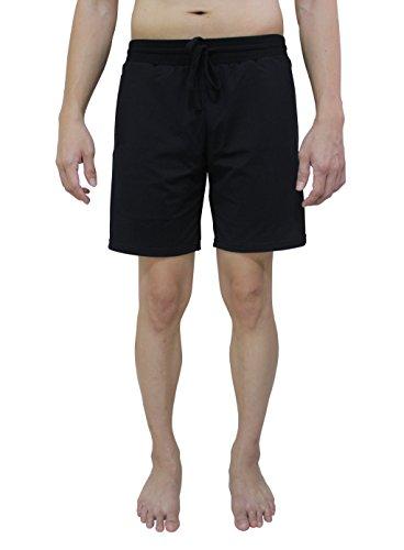 Activewear Pilates Yoga Liner Cordón Inner Ejercicio Yoga with Sin Rápido Shorts Yogaaddict Bolsillos Black Secado Gimnasio Hombres Ajuste De Para 1xZxB