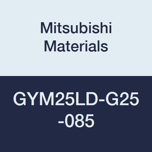 Modular Blade 0.157//0.167 Seat 0.984 Grooving Depth 3.346 Grooving Diameter Left Hand M25 Size Mitsubishi Materials GYM25LD-G25-085 Face Grooving Holder
