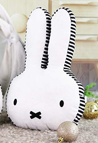 Juguetes de peluche de conejo Almohada de cabeza de conejo ...
