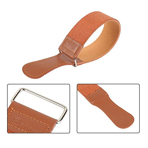Homemade Bugs Life Costumes (FClearup Professional Barber Leather Strop Straight Razor Sharpening Shaving Strap NEW)