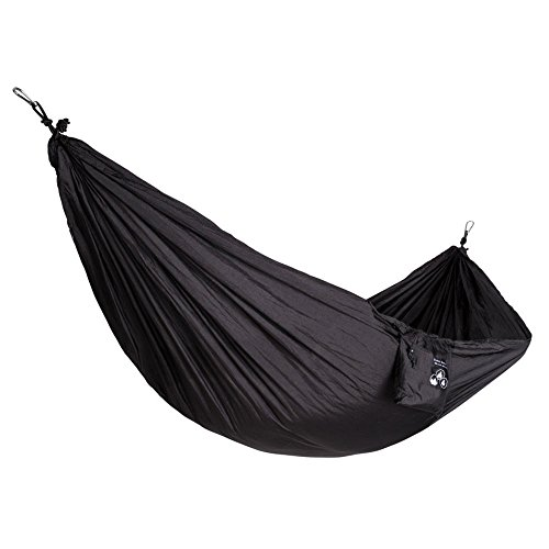 Element Outdoor - Extra Large Double Camping Hammock, Parachute Hammock with Heavy Duty Tree Straps Included