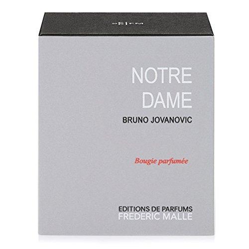 Frederic Malle Notre Dame Scented Candle 220g - フレデリックマルノートルダム香りのキャンドル220グラム [並行輸入品] B071NGJ14M