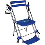 Chair Gym Total Body Workout, Blue