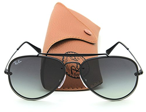 Ray-Ban RB3584N BLAZE AVIATOR Gradient Sunglasses 153/11, - Aviator Ban Blaze Ray