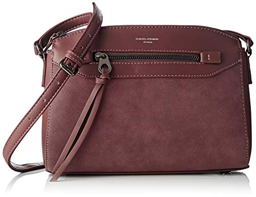bordeaux Jones Rouge bandoulière D 5800 David 1 Sacs gwRSP0
