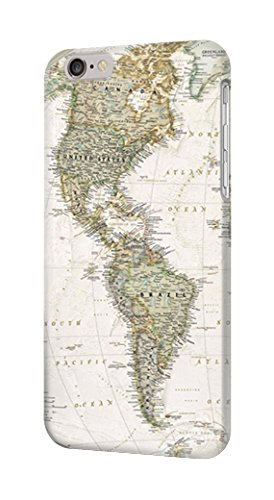 World Map Iphone 6s Case.S0604 World Map Case Cover For Iphone 6 Plus 5 5 Buy Online In