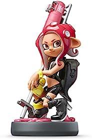 Nintendo Splatoon Series - Octoling Girl Amiibo Japan Import
