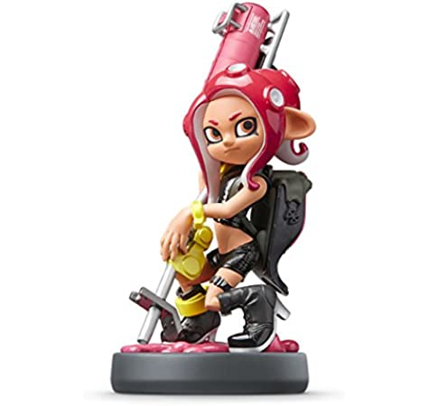 Nintendo Amiibo Octoling Girl Splatoon 2 Series: Amazon.es ...