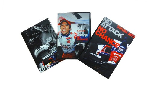 Motor Sports (Takuma Sato) - Sato Takuma Indy Car Series Hatsu Yusho Made No Kiseki [Japan LTD DVD] TCED-2029