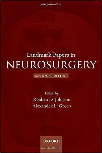 Descargar desde google bookLandmark Papers in Neurosurgery en español PDF PDB